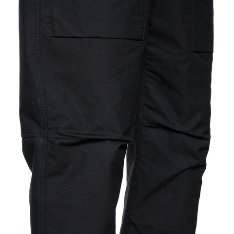 HAVEN Aviator Pants - EtaProof HD Cotton Black, Bottoms