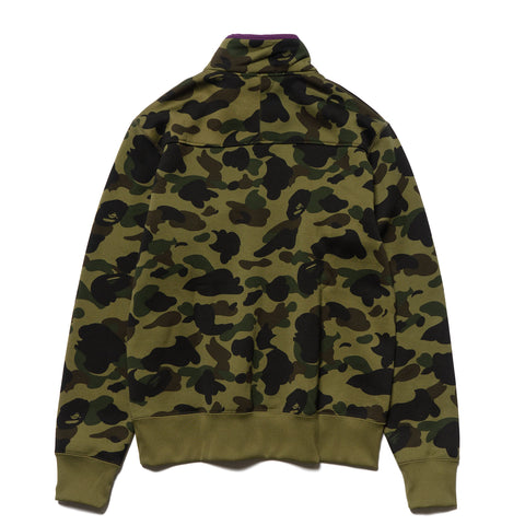 A BATHING APE 1st Camo Wide Sweat Green, Sweaters