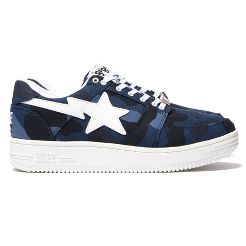 A Bathing Ape Color Camo Bape Sta M2 Navy