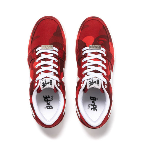 A Bathing Ape Color Camo Bape Sta M2 Red daf2f50f3