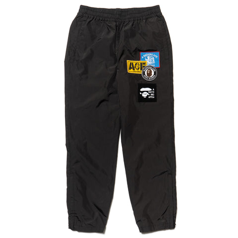 BAPE Patched Track Pants