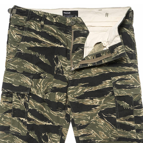 HAVEN BDU Cargo Ripstop Pant Tiger Camouflage