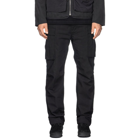 HAVEN BDU Cargo Pant - Cordura® Ripstop Black, Bottoms