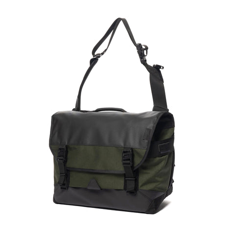 Bagjack Next Level / Tactical Bag Messenger M Olive, Accessories