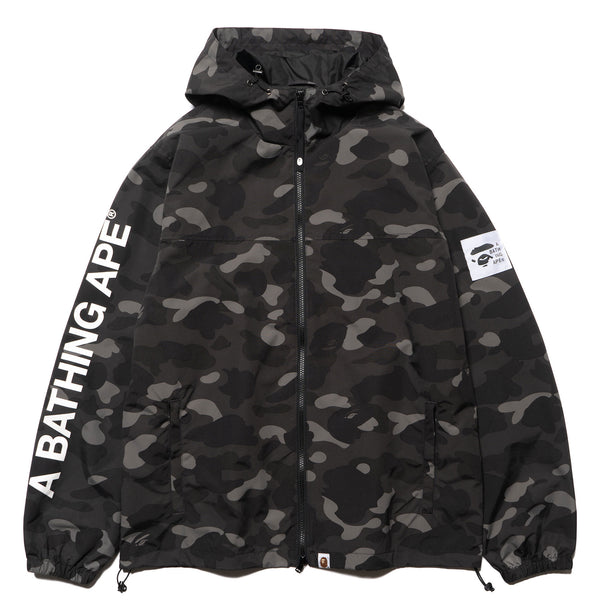 353471a77 Bape Forest Camo Snow Board Jacket Black – HAVEN