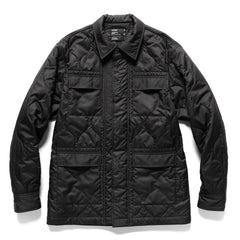HAVEN Brigade Jacket - PrimaLoft® Ripstop Black, Outerwear