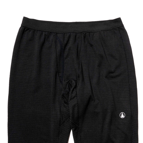 Burton AK457 Base Layer Pant Fleece True Black, Bottoms
