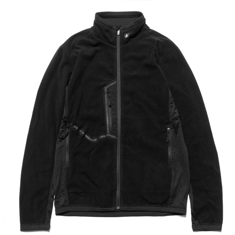 burton ak457 Micro Fleece Jacket Black