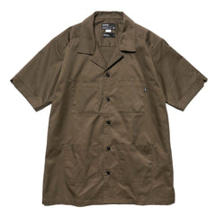 HAVEN Castro Shirt – COOLMAX Olive, Tops