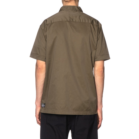 HAVEN Castro Shirt – COOLMAX Olive, Shirts