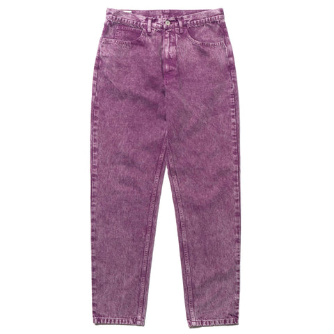 CAV EMPT 1994 Bleached Colour Denim Purple, Bottoms