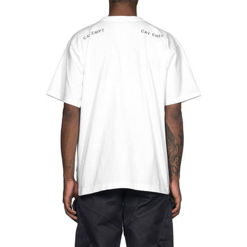 CAV EMPT Activity Big T T-shirt White, T-Shirts