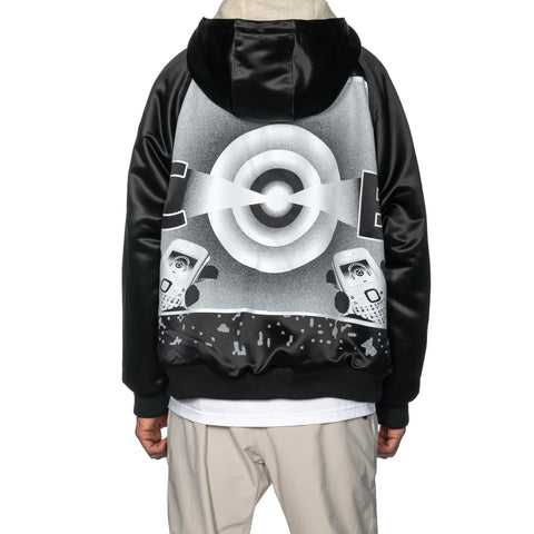 CAV EMPT Circle of Light Parka Black, Jackets
