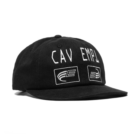f6dd110423517 CAV EMPT CurvEd Low Cap Black
