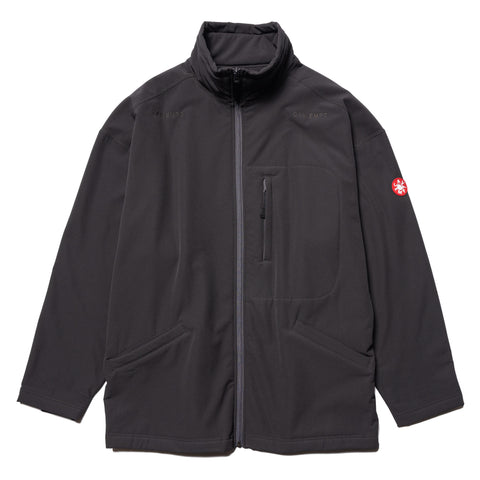 CAV EMPT Fleece Back Jacket Charcoal, Outerwear