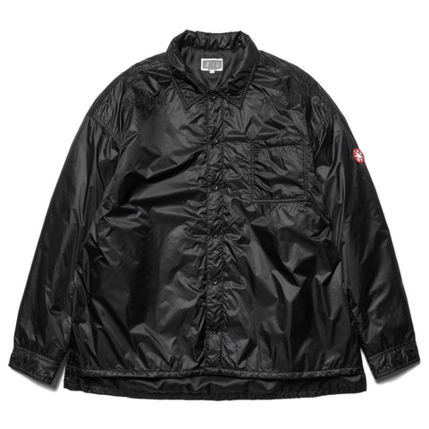 2608fa9202 CAV EMPT Light Puff Shirt Jacket Black