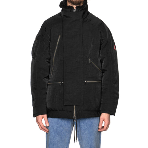 CAV EMPT Multi Zip Ski Jacket Black, Jackets