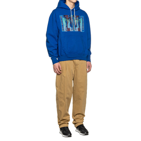 CAV EMPT Not Nature Heavy Hoody Blue, Sweaters