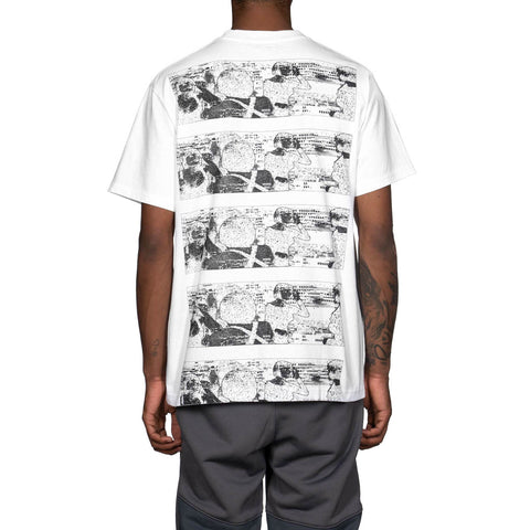 CAV EMPT Note Down T T-shirt White, T-Shirts