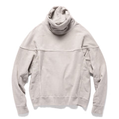 Cav Empt Overdye Devide Stand Collar Sweat Gray, Sweaters
