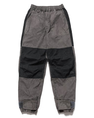 CAV EMPT Overdye Warm Up Pants Gray, Bottoms