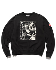 CAV EMPT Production and Consumption Crew Neck Black, Sweaters