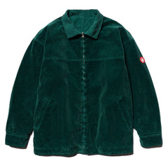 CAV EMPT Rev Cord Jacket Green, Outerwear