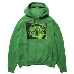 CAV EMPT TUT Card Heavy Hoody Green, Sweaters