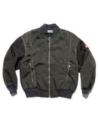 CAV EMPT Taped Bomber Gray, Outerwear