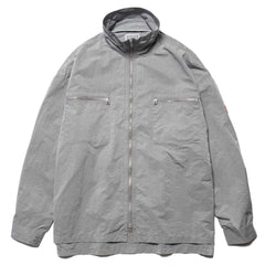 CAV EMPT Zip Shirt Jacket Gray, Jackets