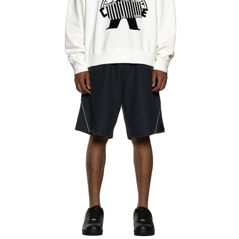 CAV EMPT Piping Rib Shorts Charcoal, Bottoms
