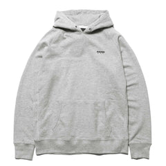 haven Chest Logo - Pullover Hoodie H. Gray