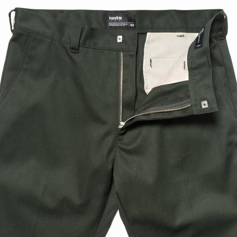 HAVEN Chino Twill Pant Olive