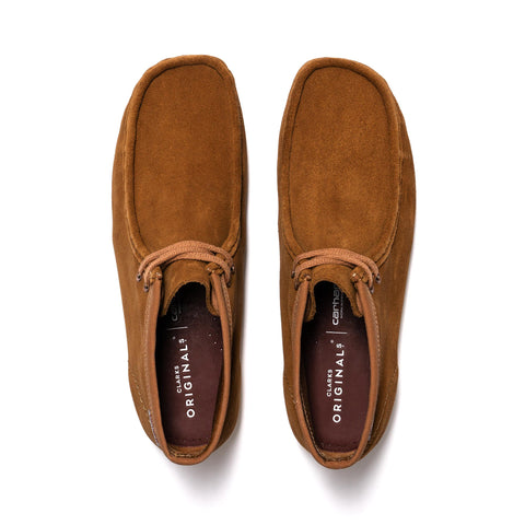 Clarks Originals x Carhartt WIP Wallabee Boot Brown Combi, Footwear