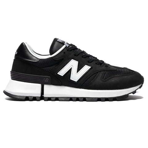 Comme des Garcons HOMME x New Balance Steer Smooth RC1300 Black, Footwear