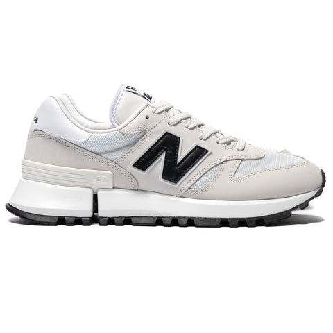 Comme des Garcons HOMME x New Balance Steer Smooth RC1300 White, Footwear