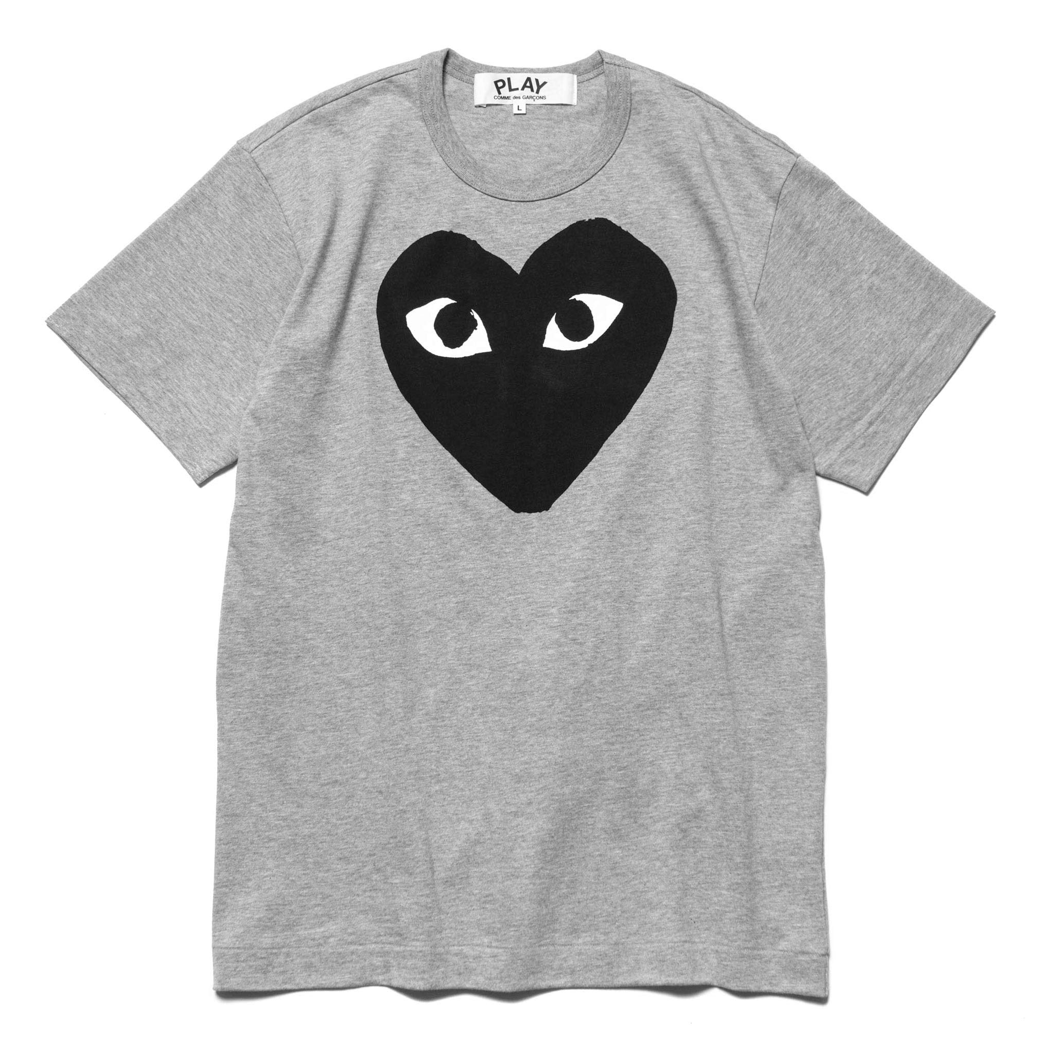 0cebc7a0 HAVEN-Comme-des-Garcons-PLAY-Black-Heart-Tee-_T084_-GRAY-1.jpg?v=1542899172