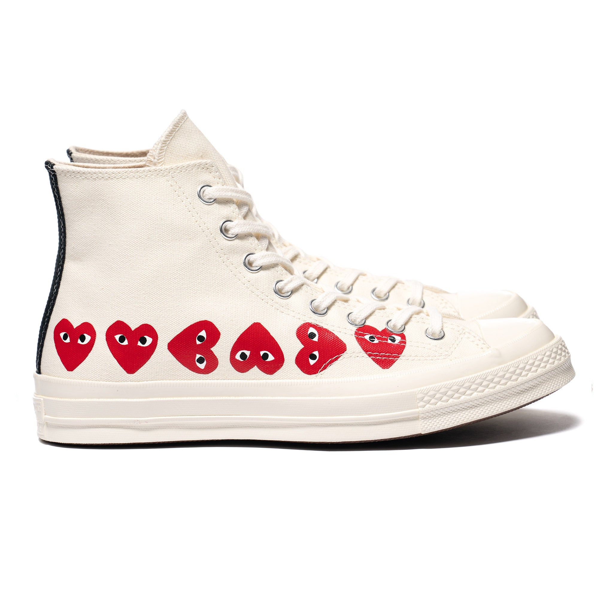 guisante Venta anticipada Fugaz  x Converse Chuck 70 Multi Heart High Egret – HAVEN