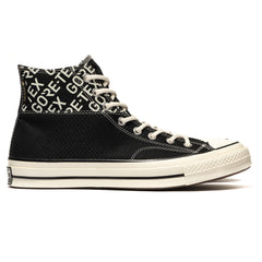 Converse Chuck Taylor All Star 1970s Gore-Tex Hi Black/Egret, Footwear
