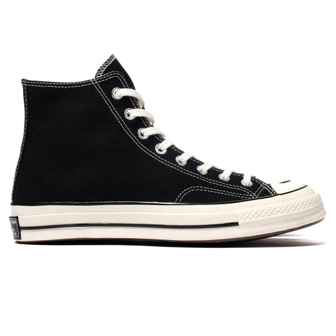Converse Chuck Taylor All Star Canvas 1970s Hi (Updated) Black, Footwear