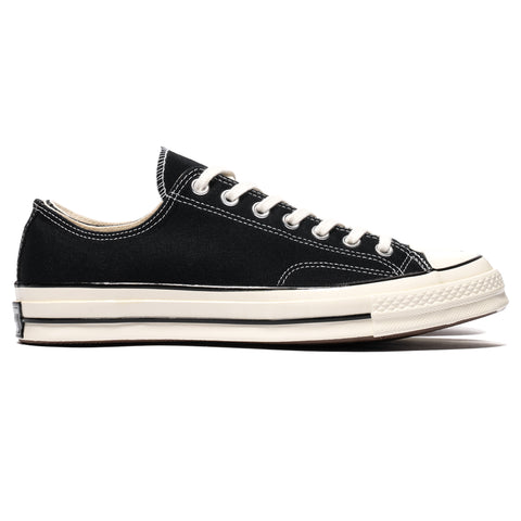 Converse Chuck Taylor All Star Canvas 1970s Ox (Updated) Black, Footwear