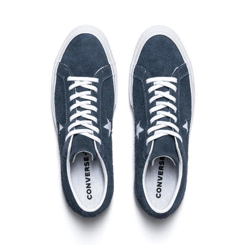 Converse One Star Ox Navy/White, Footwear