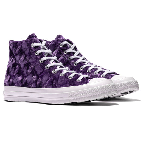 Converse x Golf Le Fleur Chuck 70 Hi Tillandsia Purple/White, Footwear