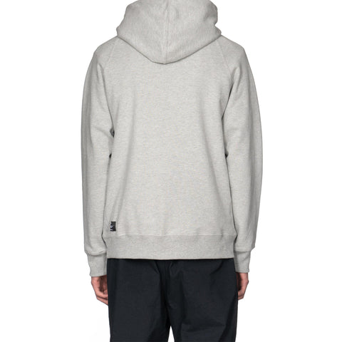HAVEN Core Logo - Pullover Hoodie H.Gray, Sweaters
