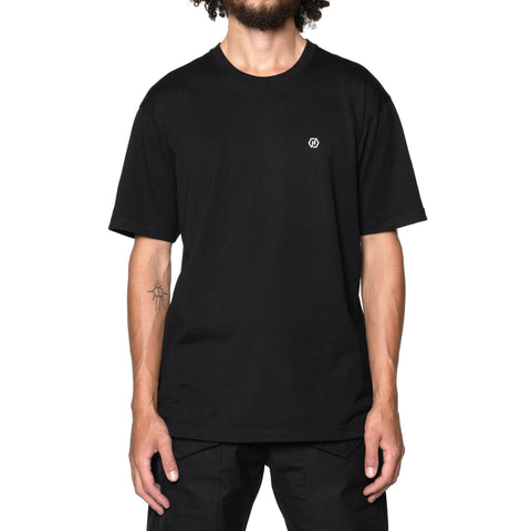 HAVEN HEX S/S T-Shirt - Cotton Jersey Black, T-Shirts