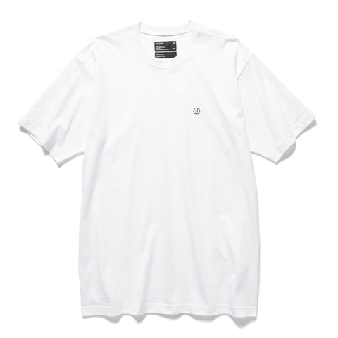 HAVEN HEX S/S T-Shirt - Cotton Jersey White, T-Shirts
