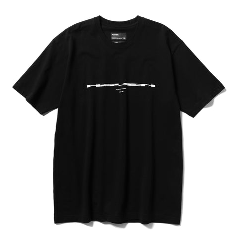 HAVEN / Worship Digital T-Shirt - Cotton Jersey Black, T-Shirts