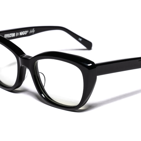 EFFECTOR by Nigo Holly Optical Black, Accessories