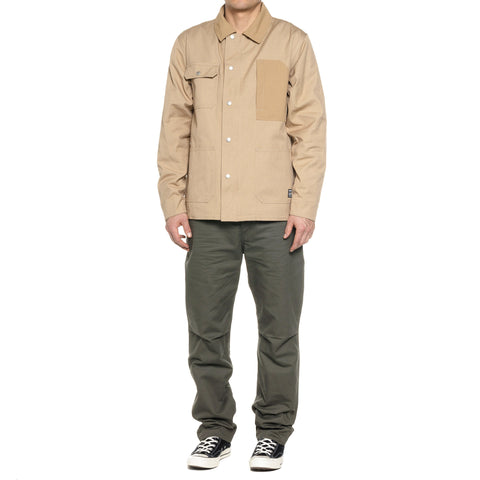 HAVEN Engineer Coat - Cotton Canvas Cordura® Ripstop Bark, Outerwear