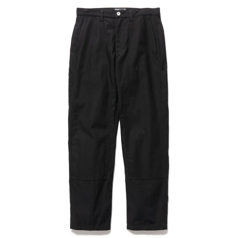 HAVEN Engineer Pants - CORDURA® Cotton Nylon Sateen Black, Bottoms